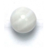 Semi-Precious 8mm Round China Mother Of Pearl
